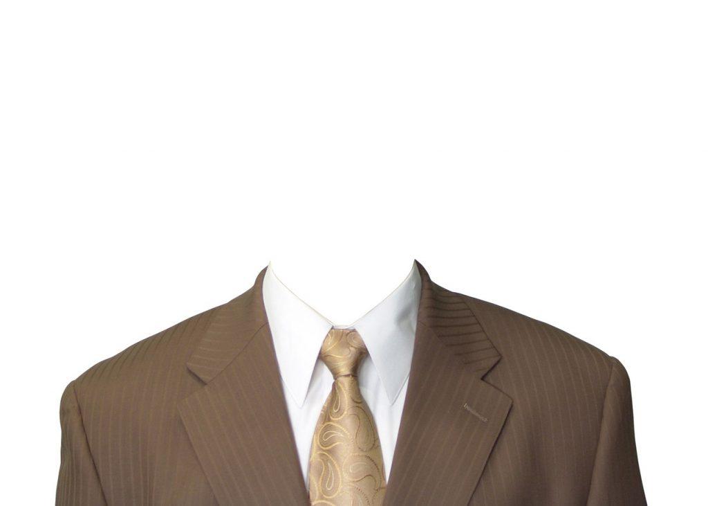 Dobieramy węzeł krawata do kształtu twarzy